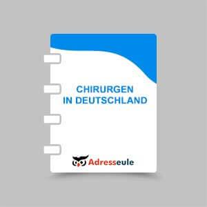 Chirurgen in Deutschland