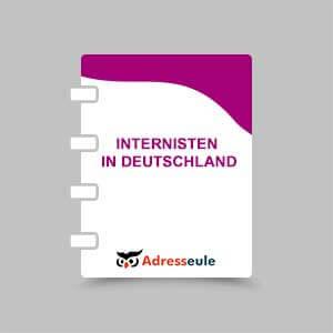 Internisten in Deutschland
