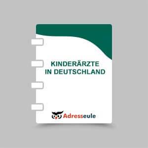 Kinderärzte in Deutschland