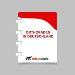 Orthopäden in Deutschland