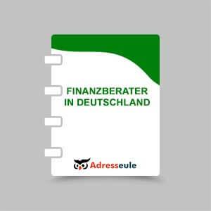 Finanzberater in Deutschland